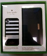 KATE SPADE WRISTLET & IPHONE X/Xs Case GIFT SET New In Box