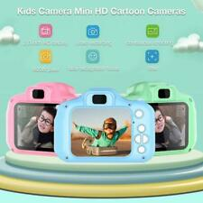 Kids Camera Toys Mini HD Cartoon Cameras Taking Pictures For Boy Girl Birthday