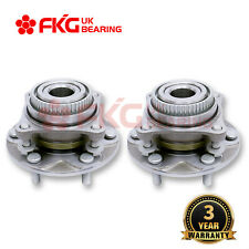 2pcs Front Wheel Bearing and Hub Assembly for Toyota Hilux KUN26R GGN25R 4X4 4WD