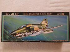 "Fujimi G-5 F-4E Phantom II ""Shark Teeth"" 1:72 Neu und eingetütet"
