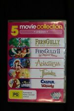 5 Movie Collection Children -  Pre Owned  R4 (D269)