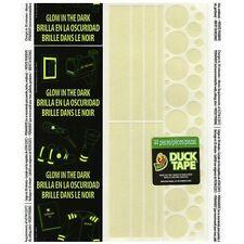 ShurTech Glow In The Dark Duck Tape Sheets - 424689