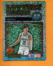 LaMelo Ball 2020-21 Panini Contenders Lottery Ticket Rookie RC #4