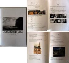 LES CHATEAUX DE SABLE - Diastème et Olivier Jahan - SCENARIO
