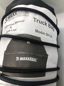 "Maxx Haul 50130 Heavy Duty Water Resistant Truck Bag-50"" x 40"" x 22"""