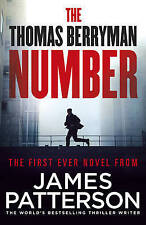 James Patterson Numbered Crime & Thriller Fiction Books