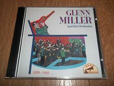 """GLENN MILLER AND HIS ORCHESTRA """" 1939 - 1944 """" 18 TRACK CD ALBUM 1991 EXCELLENT"""