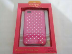 Kate Spade New York Apple iPod Touch 4th Gen Fashion Case Polka Dot BRAND NEW