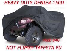Kawasaki KLF 300 400 Bayou 4x4 2x4 ATV Cover BLACK kklfbyatc341LB