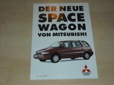 27338) Mitsubishi Space Wagon Prospekt 1991