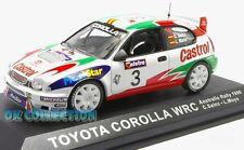 1:43 Rally TOYOTA COROLLA WRC - Australia 1999 - Sainz - Moya (030)