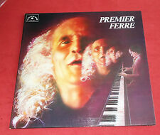LEO FERRE LP PREMIER FERRE LDX 4351  SUPERBE ETAT