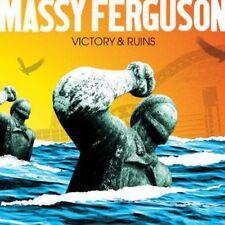 Victory & Ruins - Massy Ferguson (2013, CD NEU)