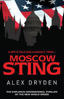 Moscow Sting,Dryden, Alex,Very Good Book mon0000089368
