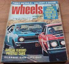 1969.WHEELS.FAIRLANE 351.Bathurst Monaro 350 GTS.FORD GTHO.Cooper S.MANGUSTA.BMW
