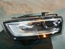 AUDI Q3 8U  GENUINE LEFT PASSENGER XENON LED HEADLIGHT  8U0941005A