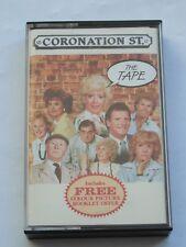 Coronation Street - The Tape - Cassette Album - Used