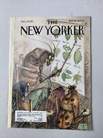 The New Yorker Magazine July 2000 - Steve Earle