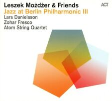 Leszek Mozdzer and Friends - Jazz At Berlin Philharmonic III CD Act NEW
