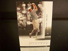 Rare Payne Stewart Upper Deck SP Authentic 2001 Card #123 Golf