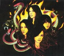The Donnas- Gold Medal CD & DVD (Dualdisc) 5.1 Surround OOP RARE
