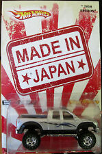 "Hot Wheels CUSTOM '10 TOYOTA TUNDRA ""Made in Japan"" Real Riders LTD 1/25 Made!"