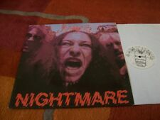 "VENOM - nightmare 12"" single....1985 neat records EX condition"