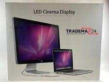 Apple Cinema 24 A1267 Display Monitor Bildschirm Thunderbolt 1.920x1.200 TOP OVP
