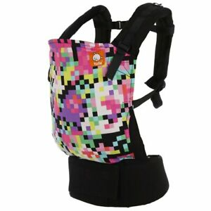Tula Baby Standard Carrier - Pixelated Design - Excellent Condition