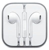 Genuine New Earphone for Apple iPhone 6 /6S+ /5S/5/SE Ear Pod Headphone With Mic