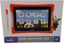 Nabi Dream Tab HD8 Tablet Wi-Fi Kids Creative Tools Teach Children Draw Animate