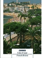 Publicité contemporaine Cannes 1995 issue de magazine