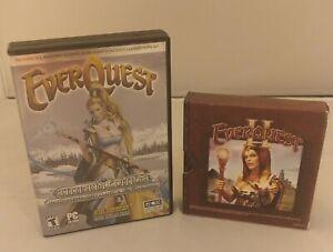 EverQuest: Titanium Edition + EverQuest II (15 Discs in Total!)