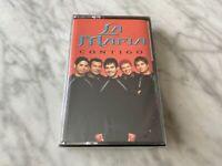La Mafia Contigo Cassette Tape SEALED! ORIGINAL 2000 Fonovisa NEW! RARO! NUEVO!