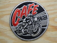 A002 ECUSSON PATCH THERMOCOLLANT CAFE RACER rockabilly biker triumph norton