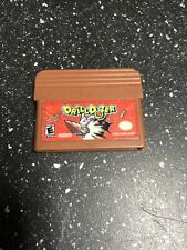 Drill Dozer (Nintendo Game Boy Advance, 2006) Authentic Game Tested
