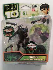 Ben 10 SIX SIX 10cm Figura-Ultimate Alien Force