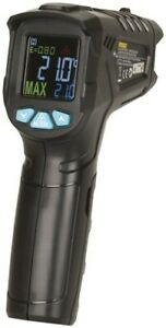 Non-Contact Thermometer with 12 Dot Lasers for Target Area Brand New QM7424
