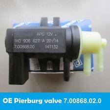 POTENCIADOR Presión Válvula de solenoide N75 TDI AUDI A3 A4 A6