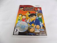 Mint Disc Nintendo Wii Detective Conan Case Closed One Truth Prevails Wii U Comp