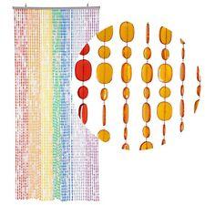 HAB & GUT Türvorhang OVAL, MEHRFARBIG, Kunststoff, 90 x 200 cm