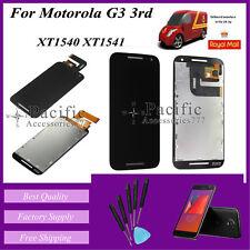 For Motorola Moto G3 G 3rd Gen XT1540 XT1541 LCD Touch Digitizer Display Screen