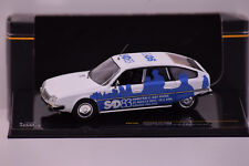 "Citroen CX 1983 ""sad83"" Salon des Artisans decorateurs IXO 1/43"