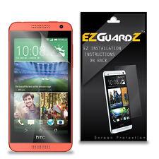 1X EZguardz LCD Screen Protector Shield HD 1X For HTC Desire 620 (Ultra Clear)