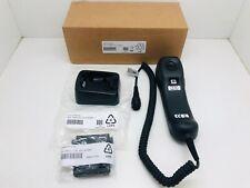 Globe Roamer Motorola HLN7016 Impres Telephone Style Handset Kit Suits TETRA