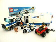 LEGO CITY Police 60139 Mobile Command Center
