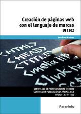Creación de páginas web con el lenguaje de marcas