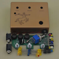 Overdrive DIY Guitar Pedal Kits For Klon Centaurs Overdrive Effect Pedal