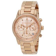 Michael Kors Ritz Rose Dial Ladies Watch MK6357