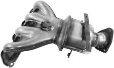 Exhaust Manifold with Integrated Catalytic Converter-Ultra Manifold Converter